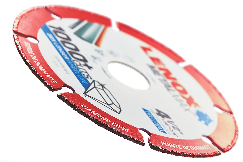 8 x 5//8 Lenox Tools 1972925 METALMAX Diamond Edge Cutoff Wheel