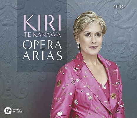 Buy Kiri Te Kanawa sings Opera Arias Online at Low Prices in India ...