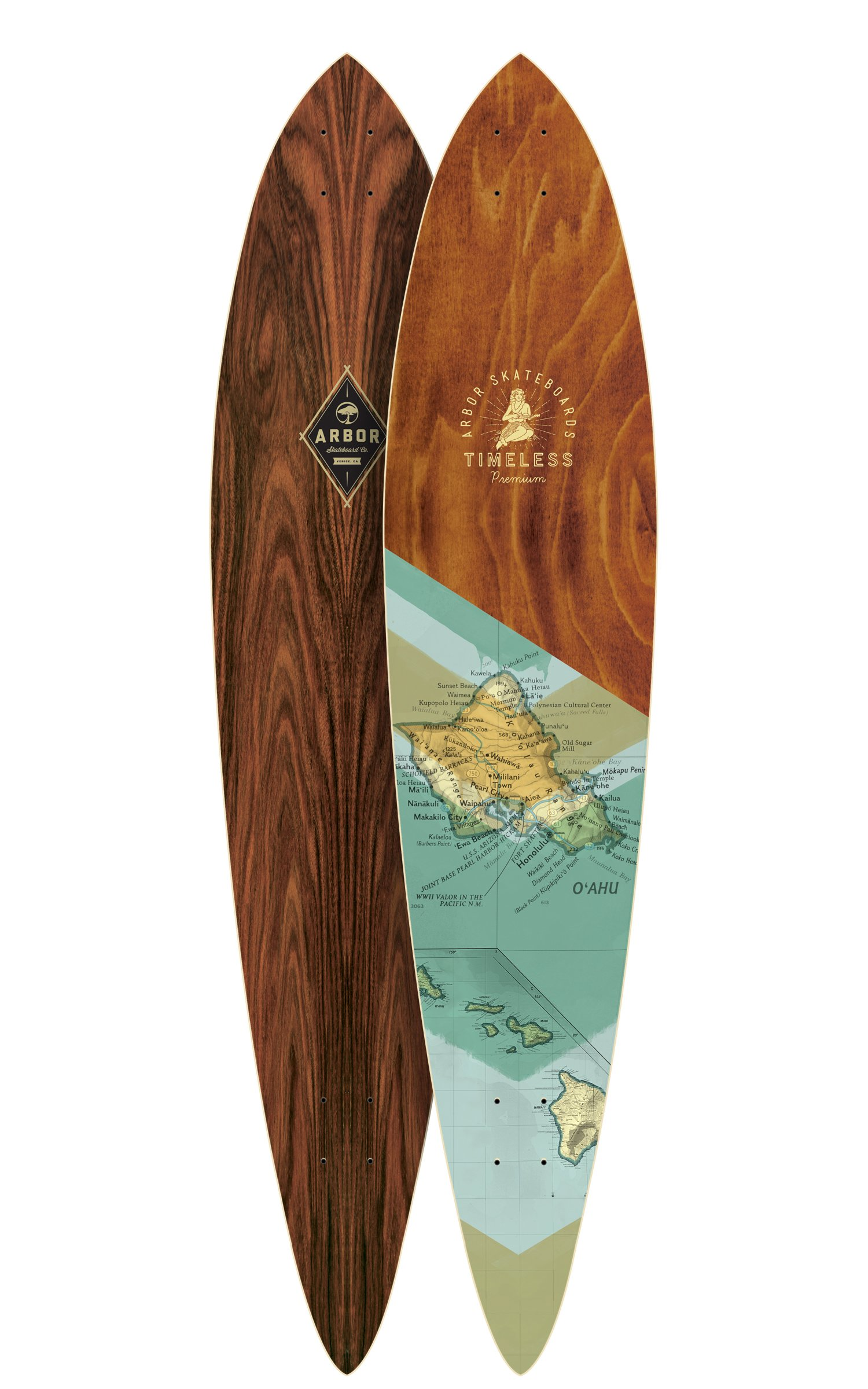 Arbor Timeless Premium Deck
