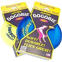 Aerobie Dogobie Disco Volador para Perros al Aire última intervensión, los Colores Pueden Variar