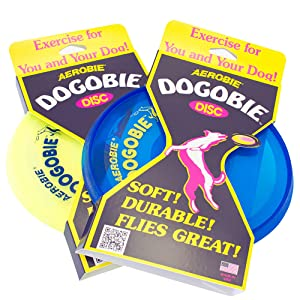 indestructible dog frisbee