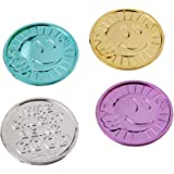 """Oriental Trading Company """"I Was Caught Being Good!"""" Plastic Coins- Bulk (144 Piece)"""