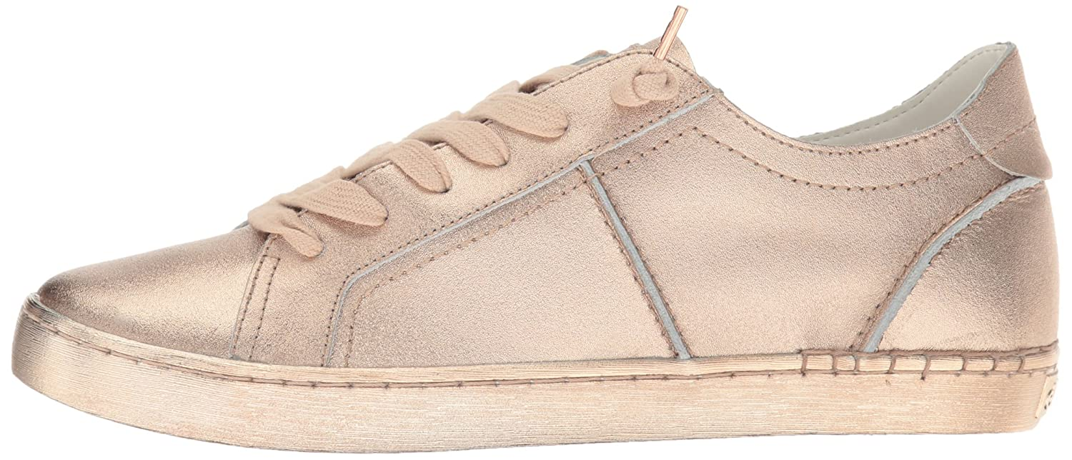 Dolce Vita 8.5 Women's Zalen Fashion Sneaker B01N4KUZYS 8.5 Vita B(M) US|Copper Leather f7dddd