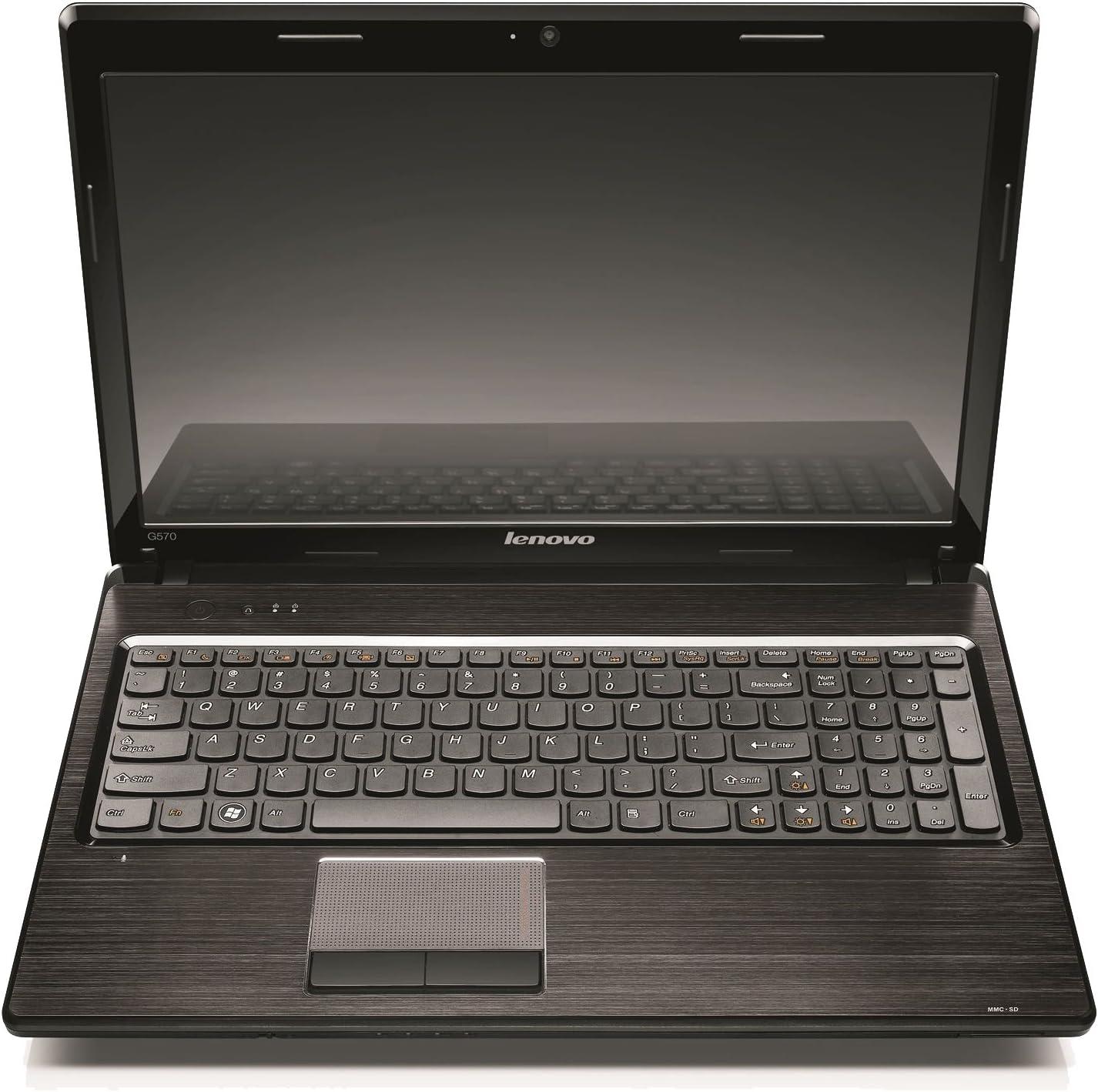 Lenovo G570 G Series, 2100 MHz, Intel Core i3, i3-2310M, 5 GT/s, 3 MB, Intel HM65 Express (Teclado inglés QWERTY) [importado de Reino Unido]: Amazon.es: Electrónica