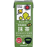 キッコーマン飲料 豆乳飲料 抹茶 200ml×18本