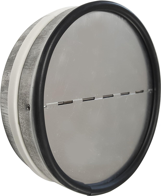 Clapet anti-retour enfichable enti/èrement dissimul/é pour un montage ult/érieur Clapet anti-retour autonome ins/érable DN 100 125 150 160 200 mm dispara/ît compl/ètement dans le tuyau et r/éduit le bruit