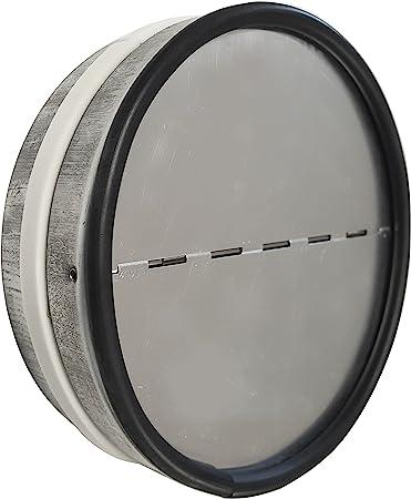 Válvula antirretorno automática para insertar, DN 100 125 150 160 200 mm – desaparece por completo en el tubo, se reduce el ruido mediante la junta de impermeabilización de goma: Amazon.es: Bricolaje