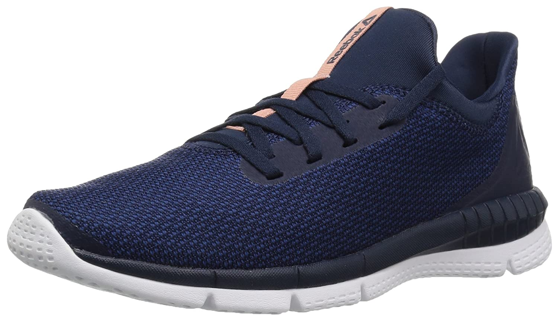 Reebok Women's Print Her 2.0 Thrd Sneaker B071PBF3SK 8 B(M) US|Thrd - Coll. Navy/Washed Blue/White
