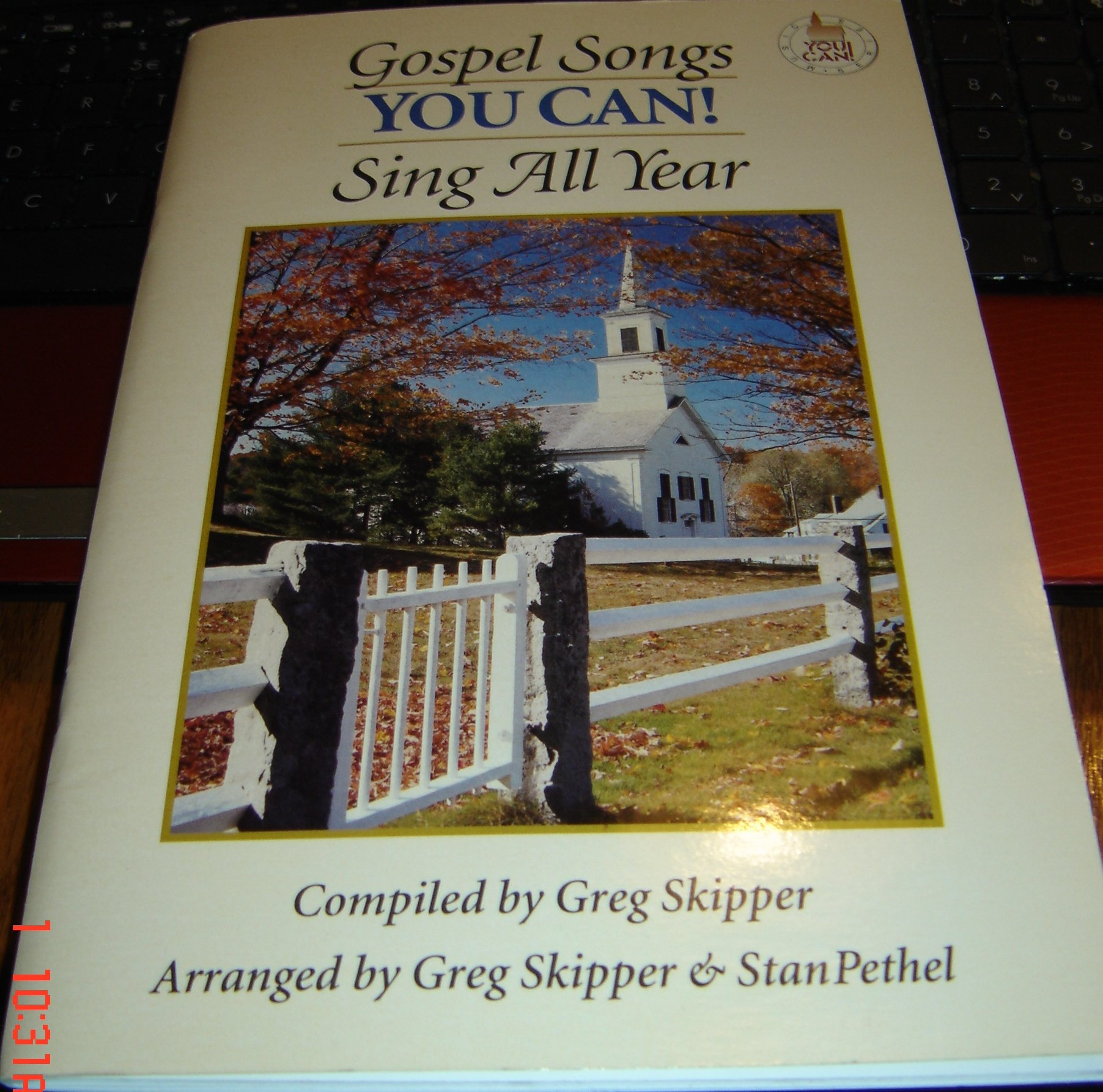 Gospel Songs YOU CAN! Sing All Year (YOU CAN! Music Series)