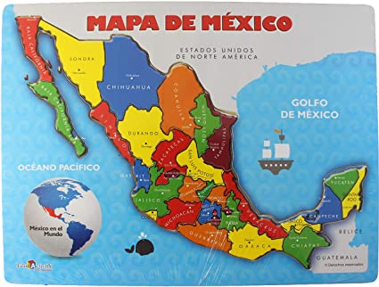 México Map Puzzle Wood, México Provinces and Territories, Capital on united states of america, costa rica, map of canada provinces, map mexico cities, map of europe, google map mexico states, gulf of mexico states, map of america, map of ghana states, map of middle east, map of canada states, map of spain, map of brazil, map of texas, map of puerto vallarta and surrounding area, mexico city, map of oaxaca, map of east coast states, map of u.s. states, map of usa states, map of mexican states, map of spanish speaking countries, map of panama,