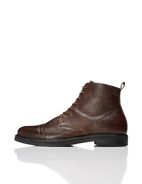 Find Zapatos de Ante para Hombre, Azul (Navy), 44 EU