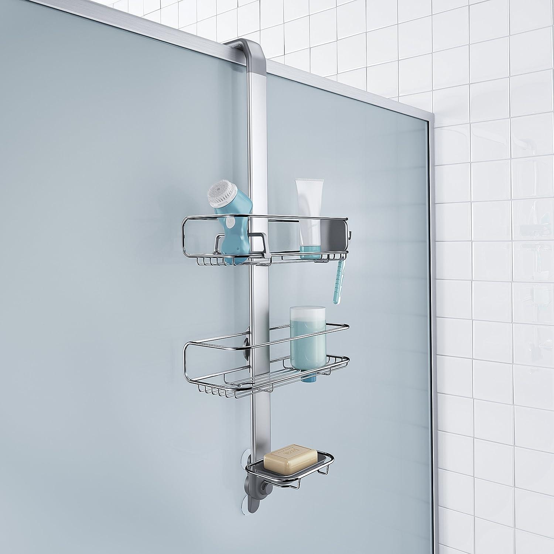 estanter/ía de ducha para puerta simplehuman