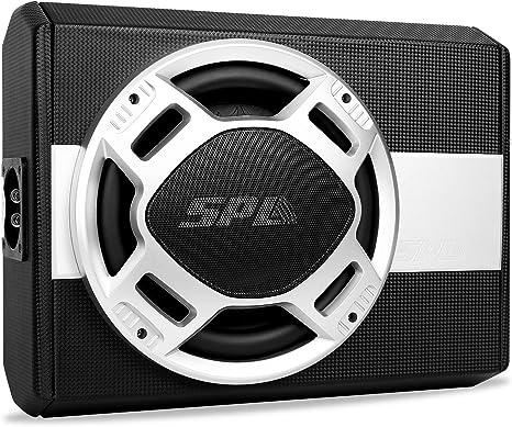 AUNA SPL - Subwoofer per Auto Passivo, Diffusore Audio Amplificato