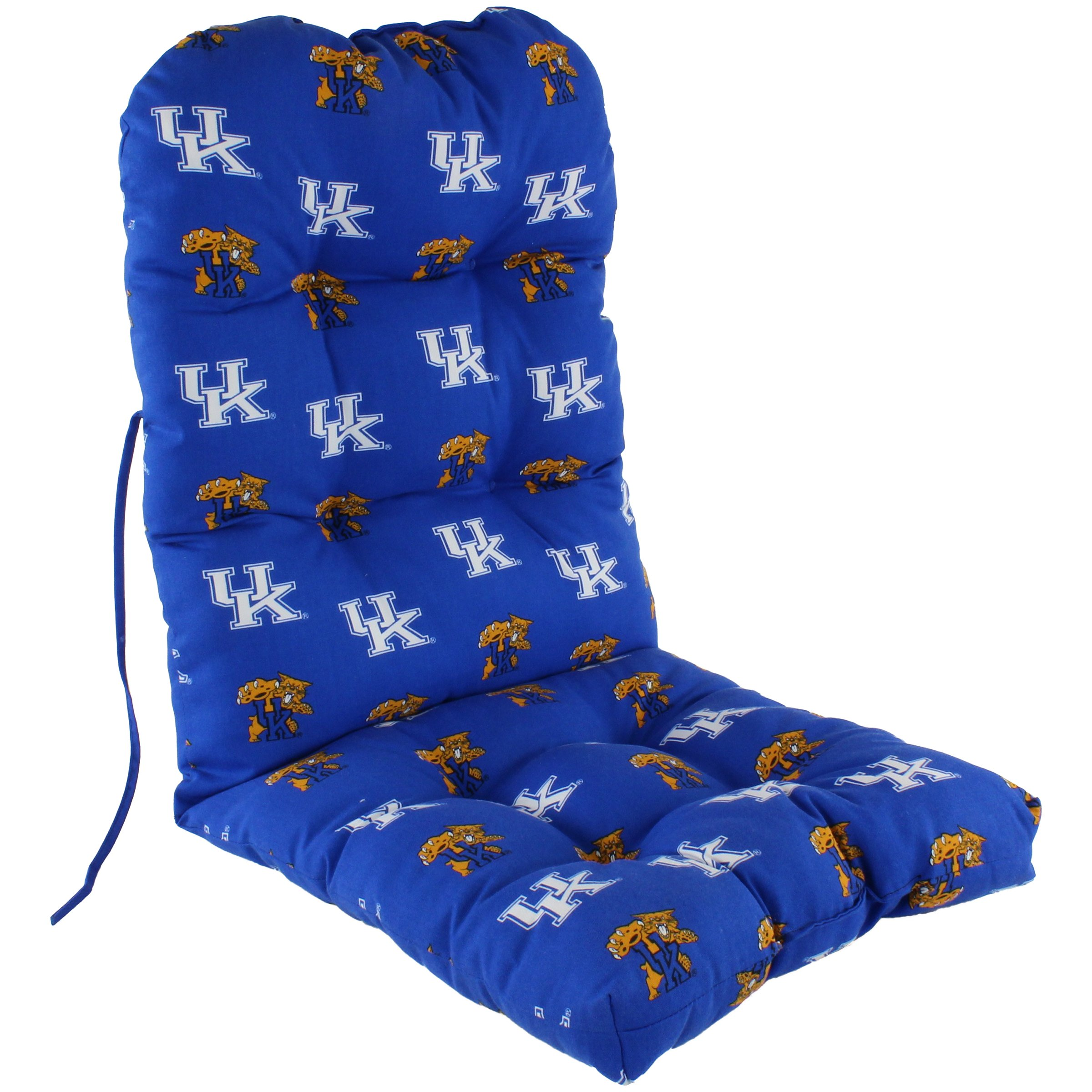 College Covers Kentucky Wildcats Adirondack Cushion