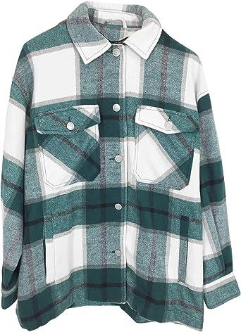 Zara 6318/224/098 - Camiseta de Cuadros para Mujer Beige XS ...