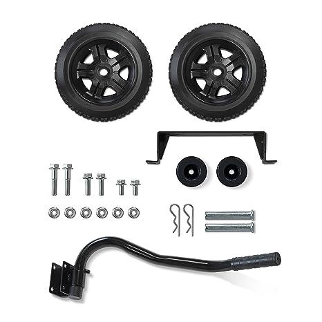 Diy Generator Wheel Kit