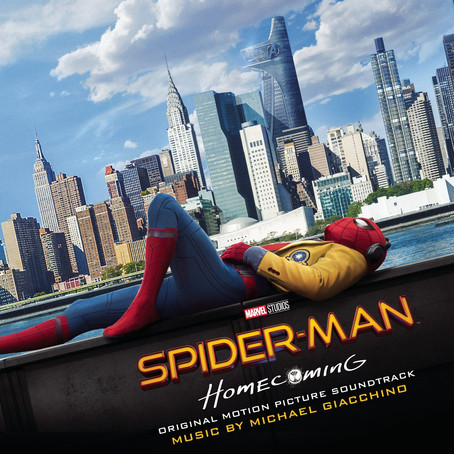 Michael Giacchino - Spider-Man: Homecoming (Music From The Motion Picture) (CD)