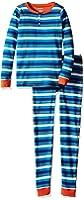 Hatley Boys' Henley Pajama Set