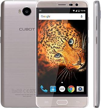 CUBOT Cheetah2 - Smartphone Libre 4G Android 6.0 (Pantalla 5.5 ...
