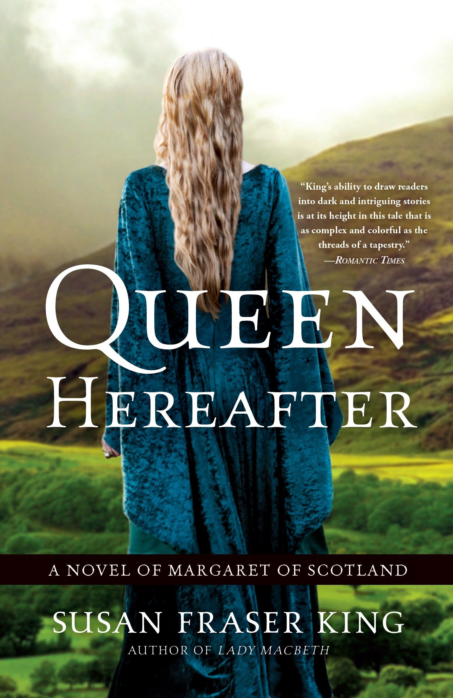 Queen Hereafter: A Novel of Margaret of Scotland by Broadway Books (Image #1)