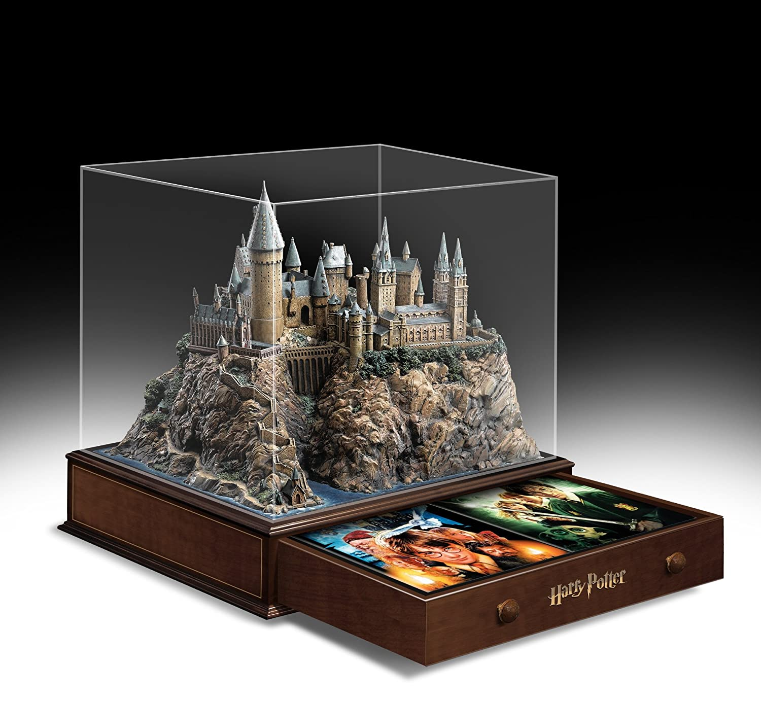 Harry Potter 1-6 Collectors Edition, 12 DVDs, Hogwarts Castle ...