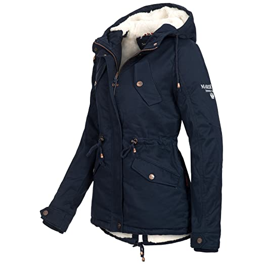 Marikoo damen winterjacke manolya 70