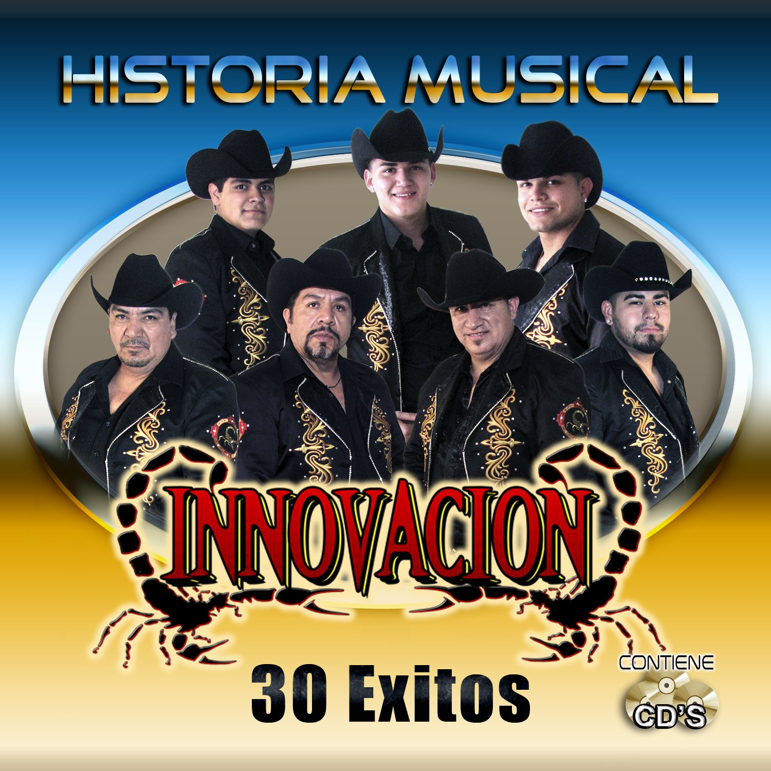 Historia Musical by Disco Power