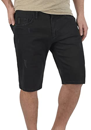 Redefined Rebel Monfire Herren Jeans Shorts Kurze Denim Hose Mit Destroyed-Optik  Aus Stretch-Material Regular Fit  Amazon.de  Bekleidung 3e6d759db2
