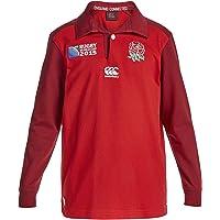 England Inglaterra 2015/16 LS RWC Camiseta de Rugby