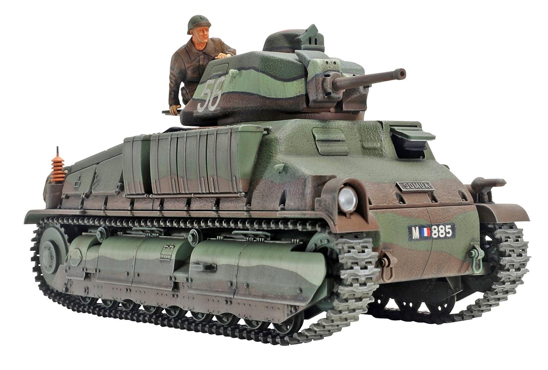 Tamiya 300035344 - - - 1 35 Französisch Somua S35 Militär Panzer 0d5680