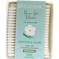 Cleanic Home Rituals Spa Rituials Cotton Buds 200 With Sugar Cane Stick