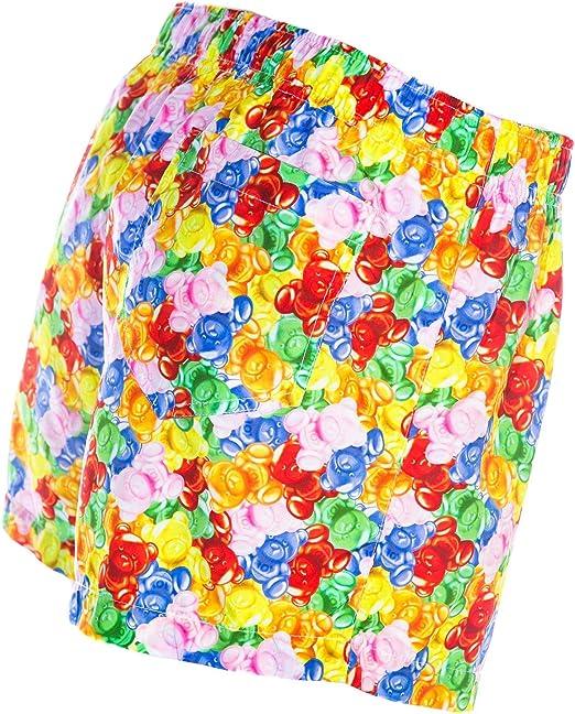 MOSCHINO Swim Jellybaby Swim Short in Multi-Coloured