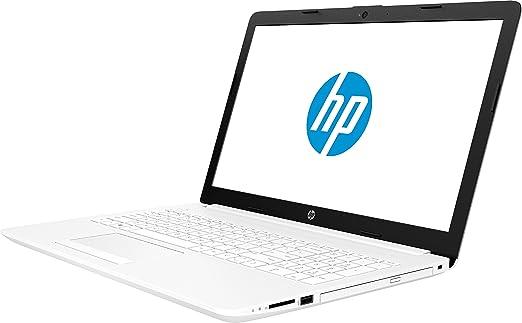 PORTÁTIL HP 15-DA0143NS - I3-7020U 2.3GHZ - 8GB - 256GB SSD - 15.6/39.6CM HD - DVD RW - HDMI - BT - W10 - Blanco Nieve: Hp: Amazon.es: Informática