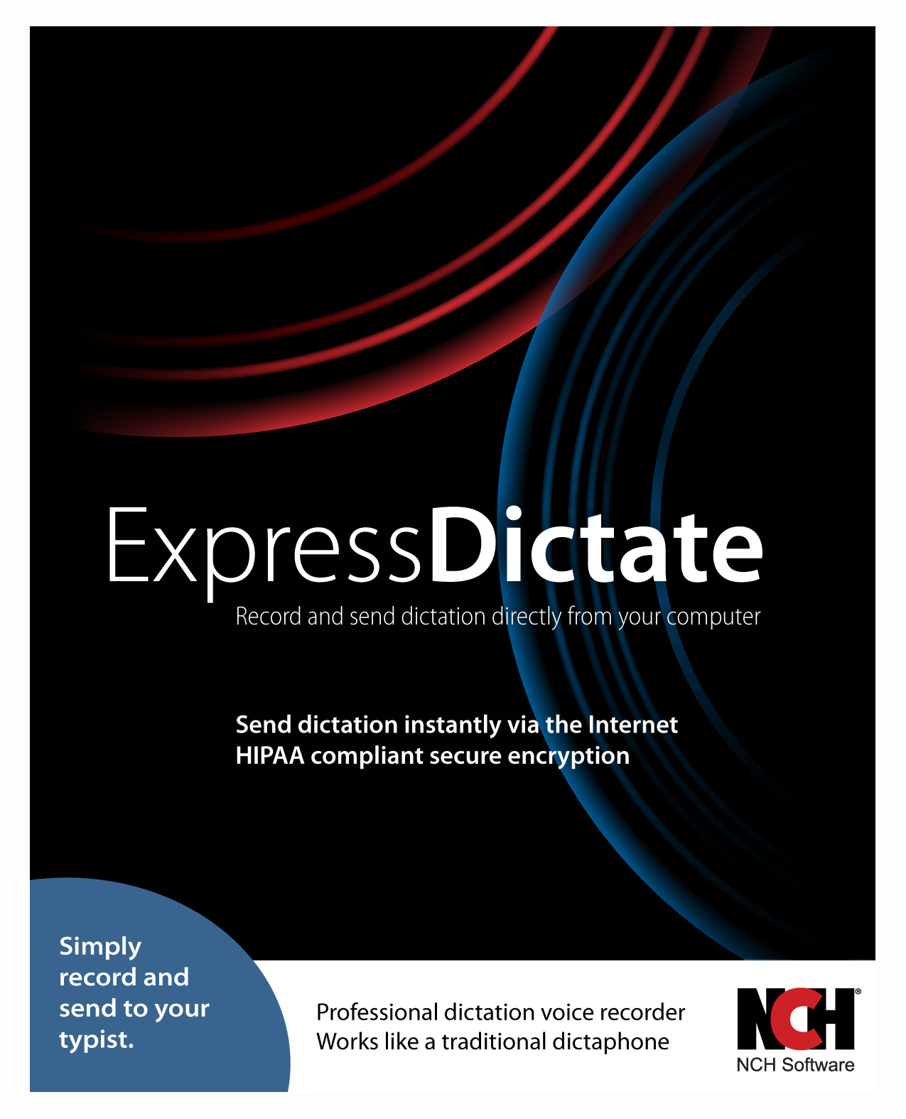 (Express Dictate Digital Dictation Software - Record and Send Dictation to Typist)