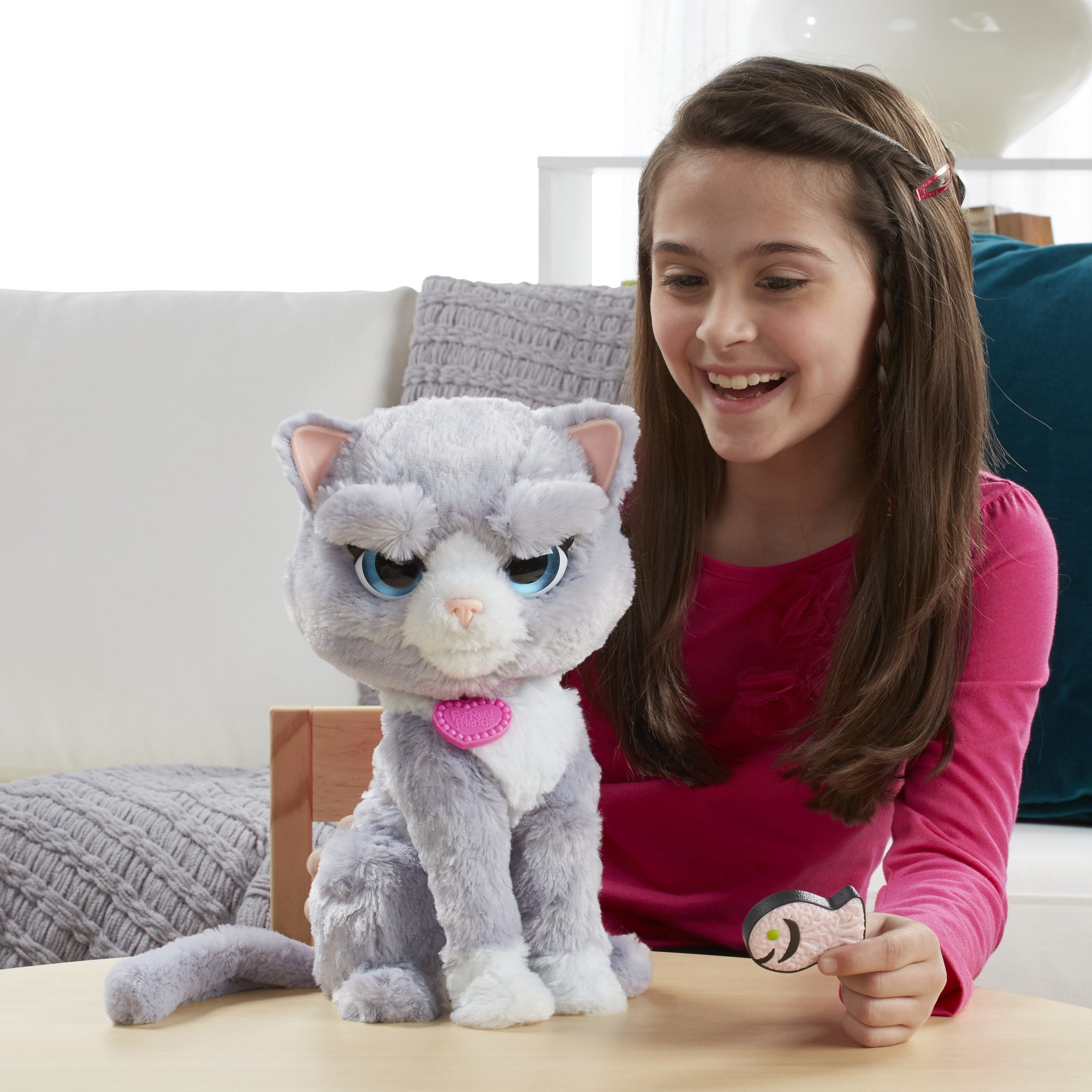 FurReal B5936AF1 Bootsie Interactive Plush Kitty Toy, Ages 4 & Up by FurReal (Image #11)