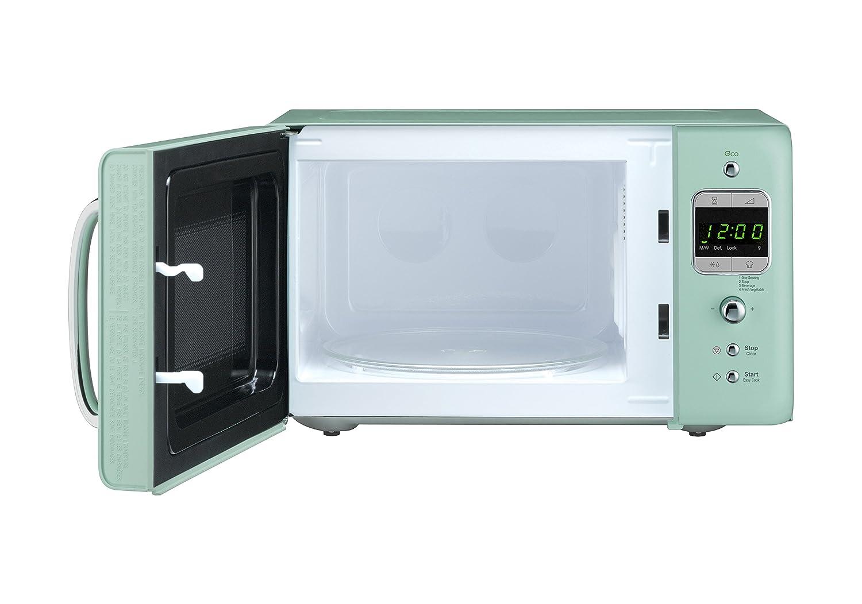 Daewoo - Horno microondas digital KOR-6LBR MENTA: Amazon.es: Hogar