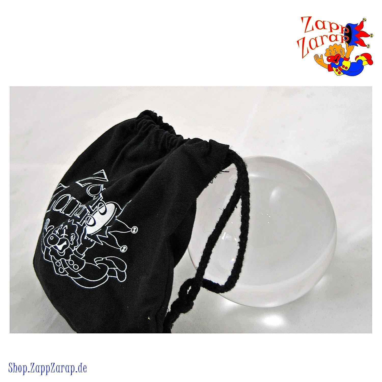 Acrylkugel für Kontaktjonglage mit Tasche - 120mm
