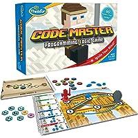 ThinkFun Code Master Programming Logic Game and STEM Toy