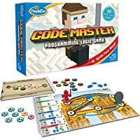 ThinkFun Code Master Programming Logic Game,Logic Games