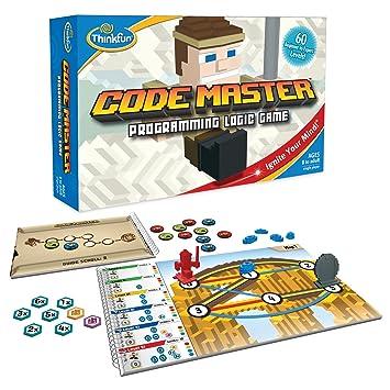 Ravensburger Thinkfun Code Master - Juego de codificación
