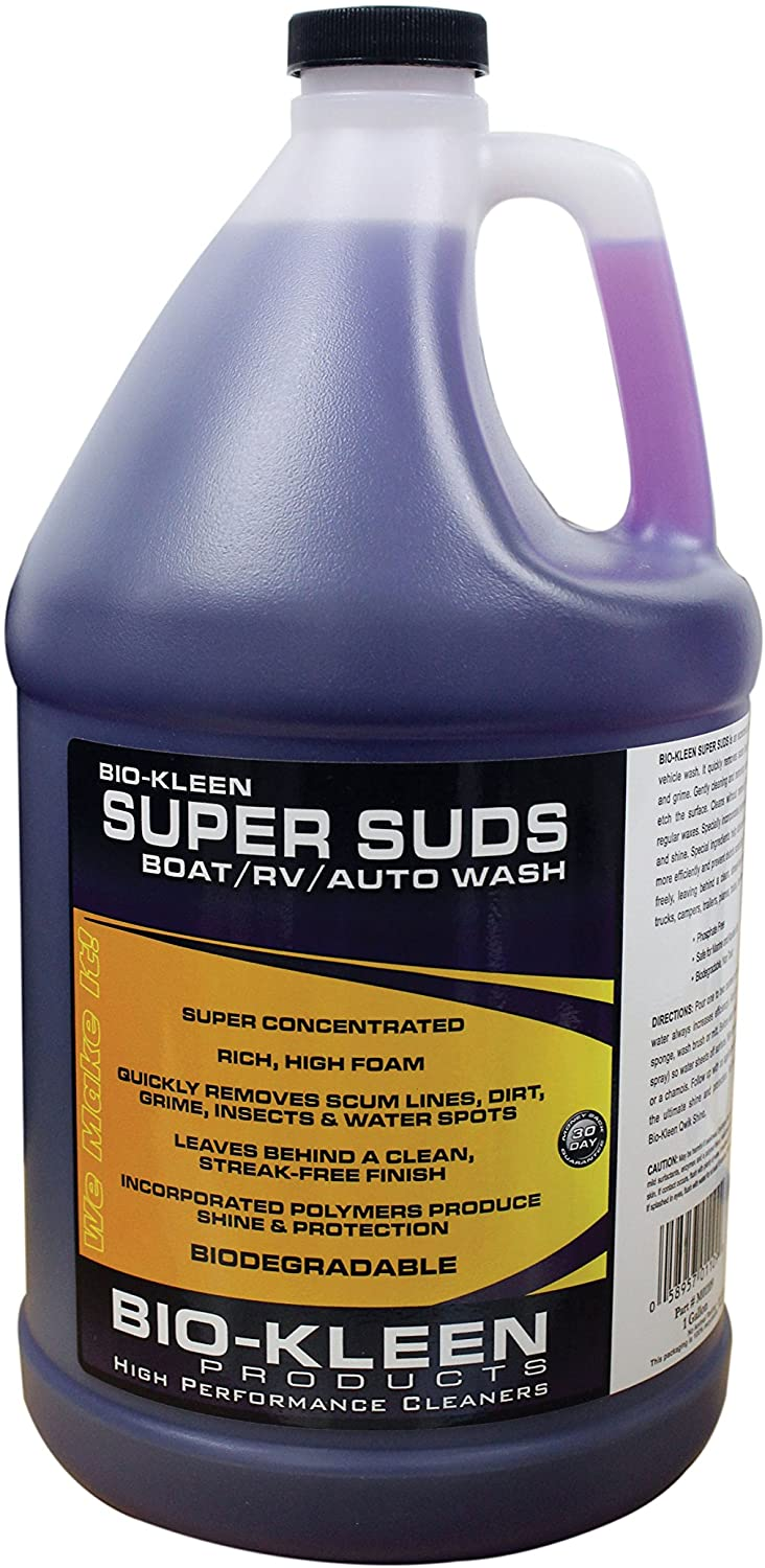Bio-Kleen Super Suds RV Wash