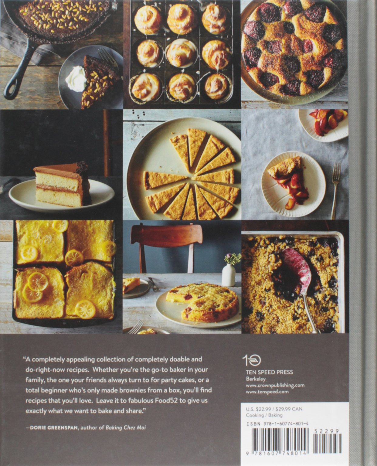 Food52 baking 60 sensational treats you can pull off in a snap food52 baking 60 sensational treats you can pull off in a snap food52 works editors of food52 amanda hesser merrill stubbs 9781607748014 amazon forumfinder Images