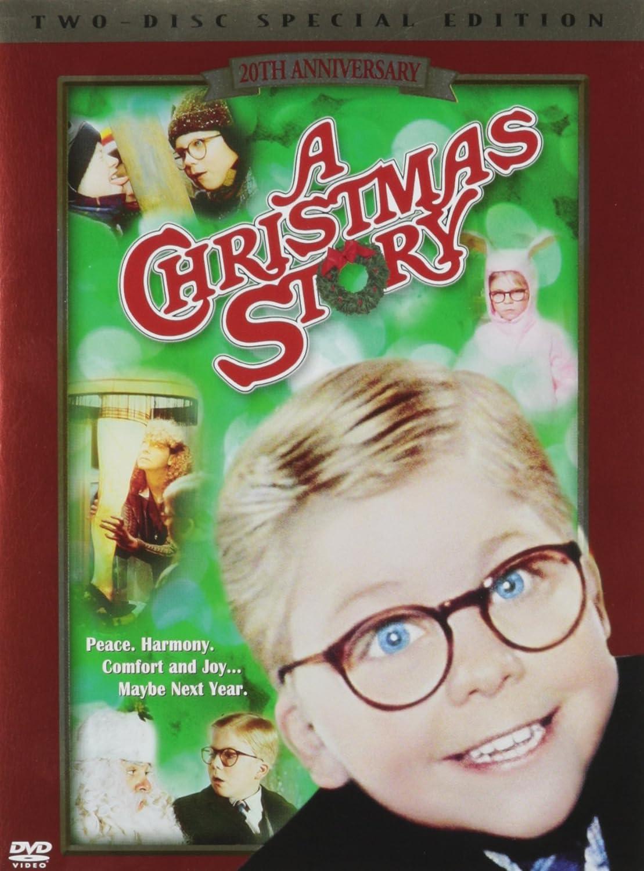 Doug Christmas Story Vhs.Amazon Com A Christmas Story Two Disc Special Edition