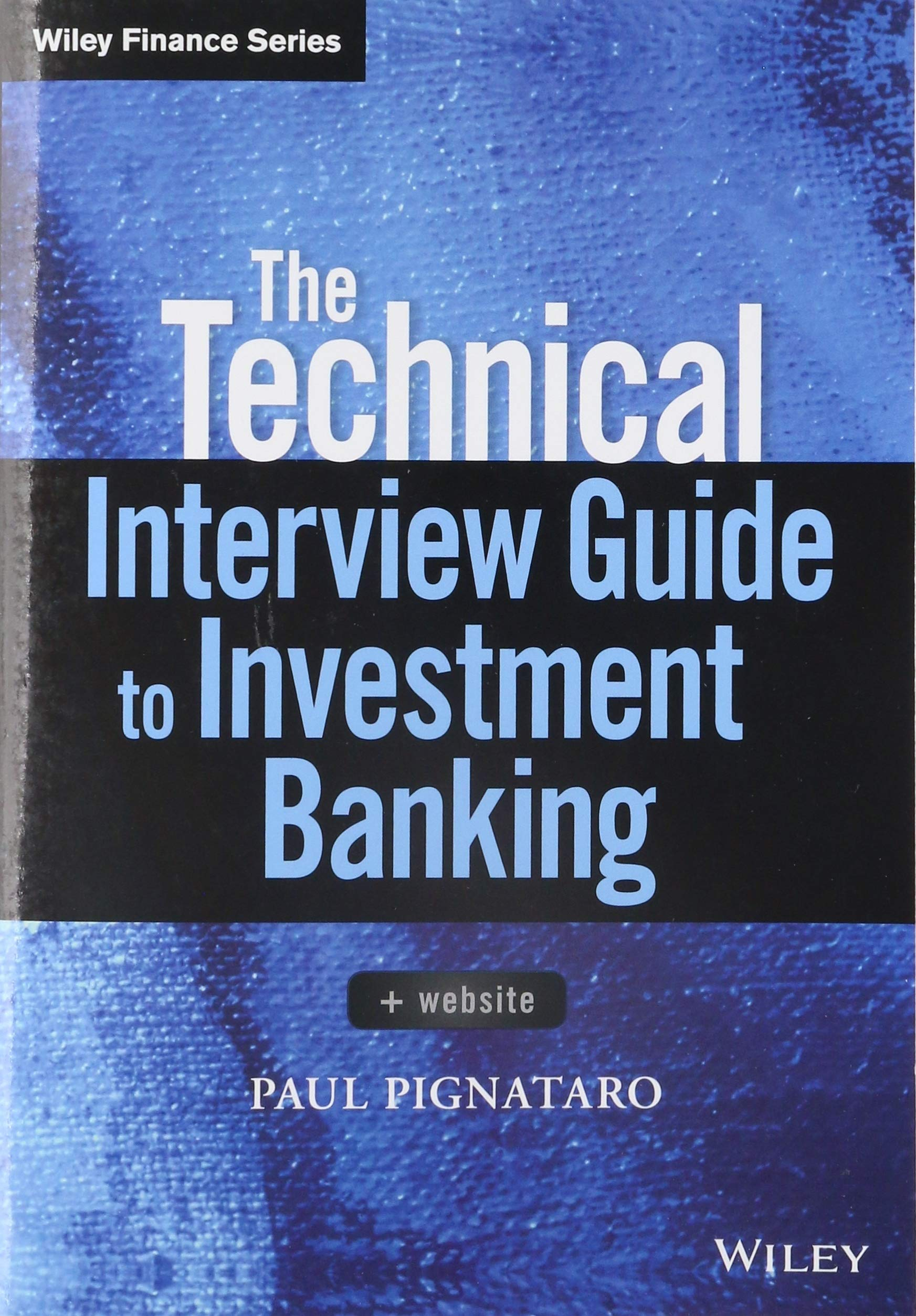 investment banking interview questions books