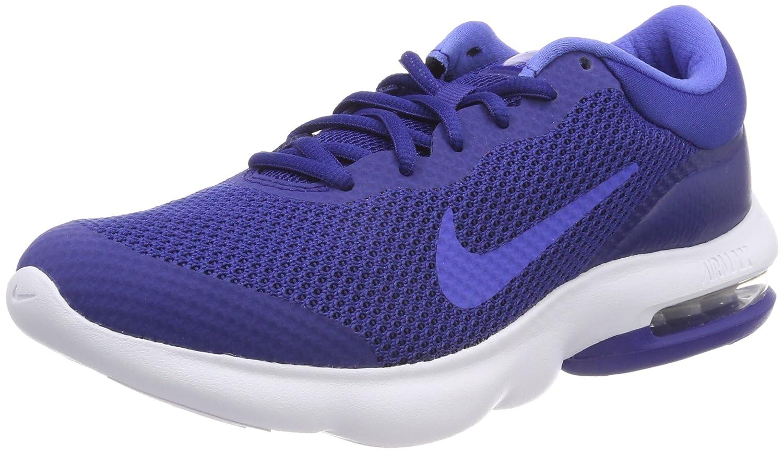 Nike Air Max Advantage, Zapatillas de Running Para Hombre 47 EU|Azul (Deep Royal Blue/Light Racer Blue-obsidian 401)