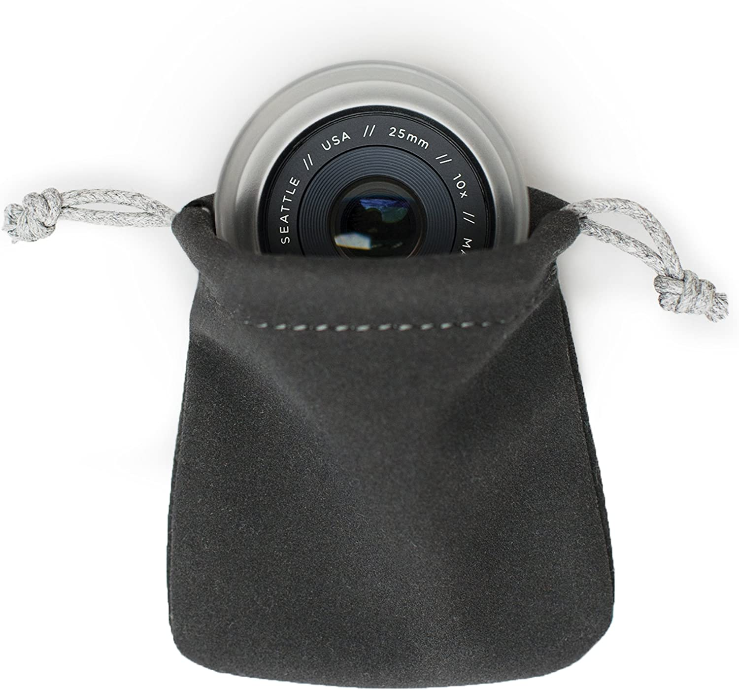 Single Mobile Lens Microfiber Bag Moment