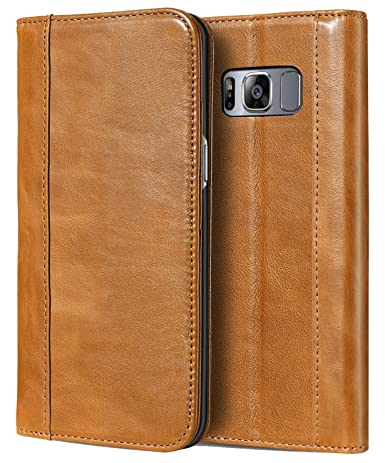 s8 case samsung wallet leather
