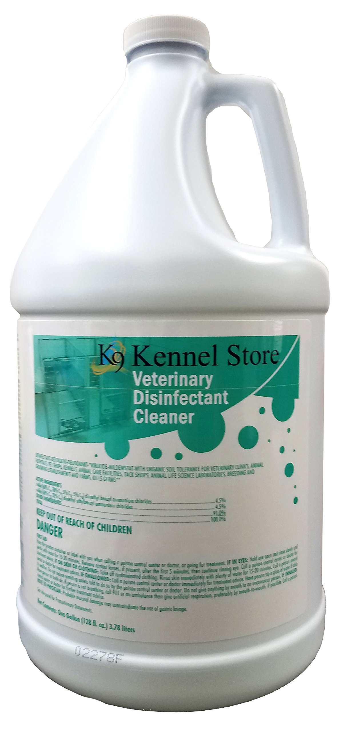Cove Products Residential/Commercial Kennel Disinfectant (1 Gallon)
