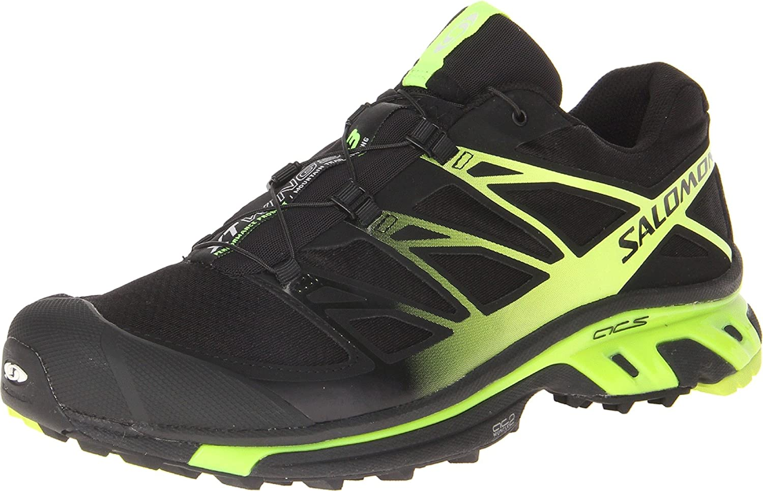 super popular c9feb bb20d Salomon XT Wings 3 Trail Running Shoes - 10  Amazon.co.uk  Shoes   Bags