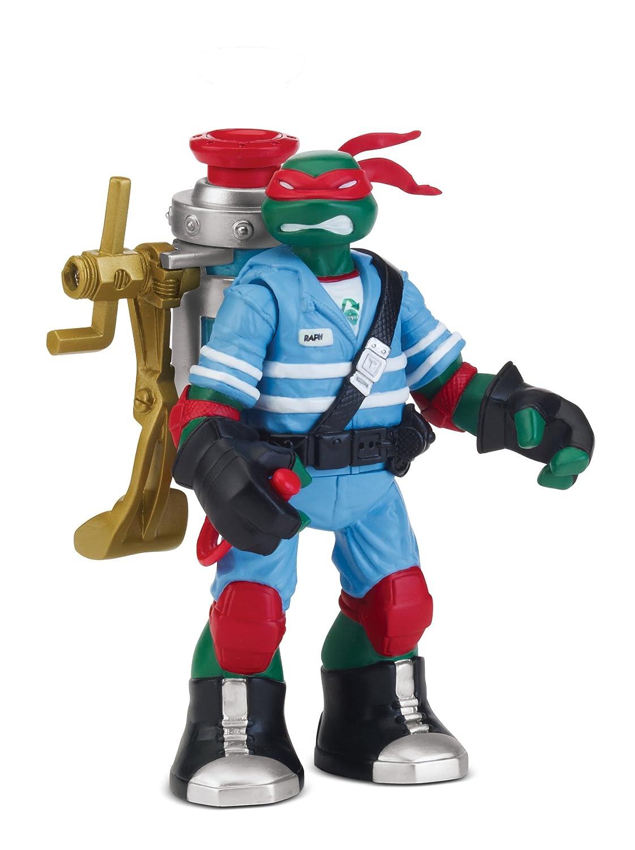 Teenage Mutant Ninja Turtles - Muñeco de Raphael con Pistola de mocos [Importado]